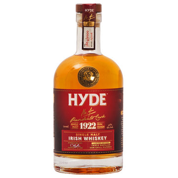 Hyde No. 4 President's Cask Irish Whiskey - Rum Cask Finish