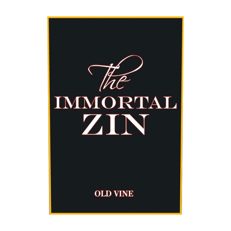 The Immortal Zinfandel 2016