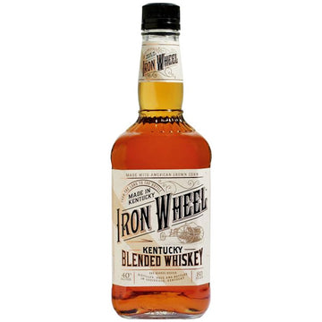 Iron Wheel Kentucky Blended Whiskey