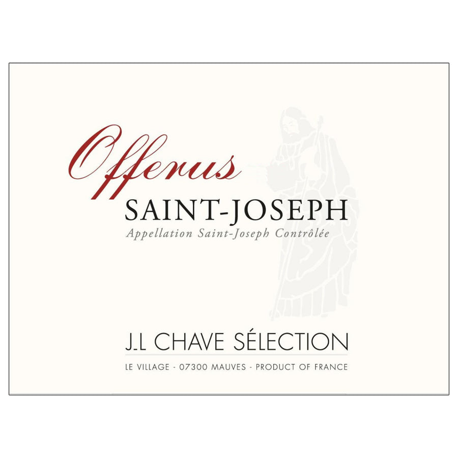 Jean-Louis Chave Selection Saint-Joseph Offerus 2016