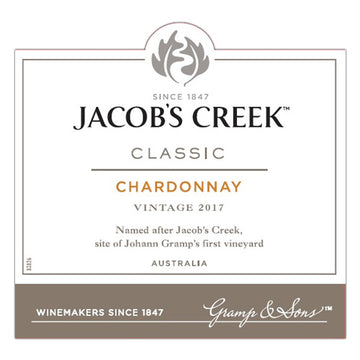 Jacobs Creek Chardonnay 2017