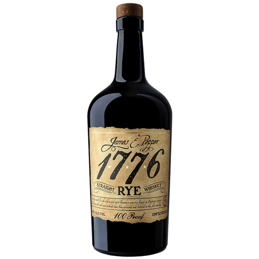 James Pepper 1776 Straight Rye Whiskey