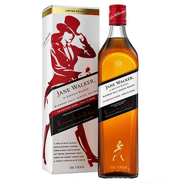 Jane Walker by Johnnie Walker 10yr Blended Scotch