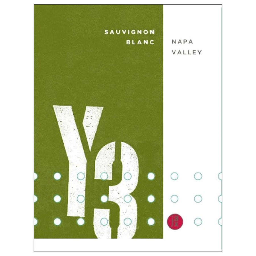 Jax Vineyards Y3 Sauvignon Blanc 2018