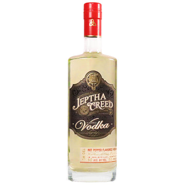 Jeptha Creed Hot Pepper Vodka