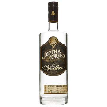 Jeptha Creed Original Vodka