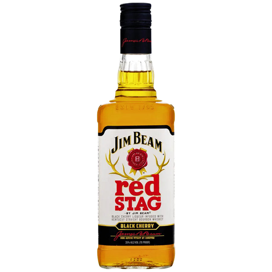 Jim Beam Red Stag Black Cherry