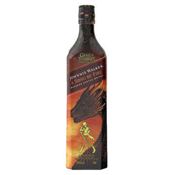 Johnnie Walker A Song of Fire Blended Scotch