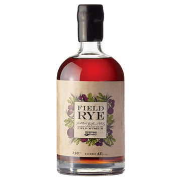 Journeyman Field Rye Whiskey