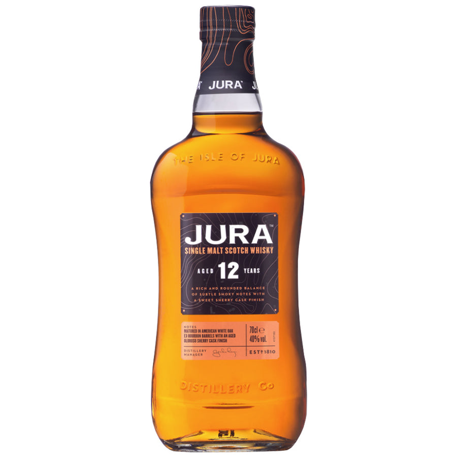 Jura 12yr Single Malt Scotch