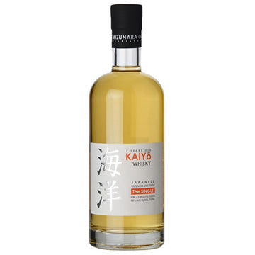 Kaiyo The Single 7yr Japanese Whisky