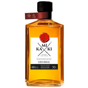 Kamiki Original Blended Malt Whisky
