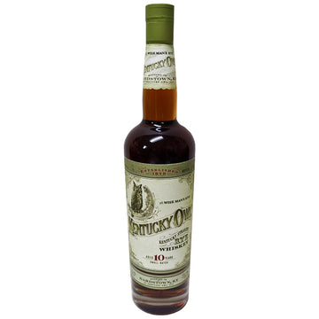 Kentucky Owl 10yr Rye Whiskey - Batch #4