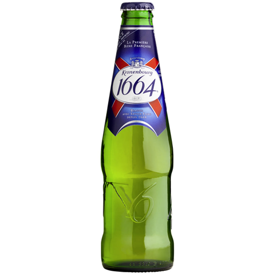 Kronenbourg 1664 6pk/330ml Bottles