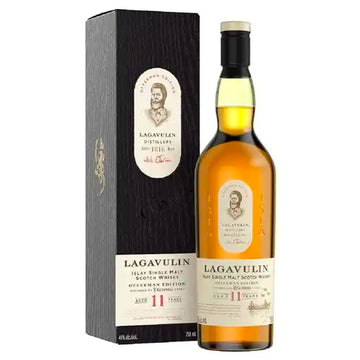 Lagavulin Offerman Edition 11yr Scotch Finished in Guinness Casks