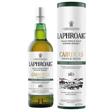 Laphroaig Cairdeas 2019 - Triple Wood Cask Strength