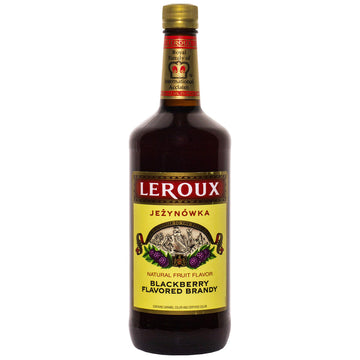 Leroux Jezynowka Polish Blackberry Brandy