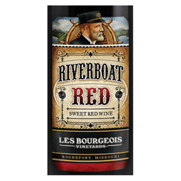 Les Bourgeois Riverboat Red