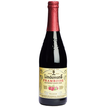 Lindemans Framboise Raspberry Lambic 750ml Bottle