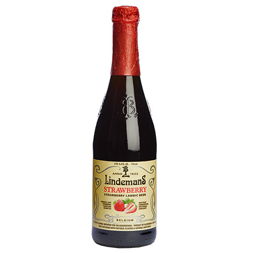 Lindemans Strawberry Lambic 750ml Bottle