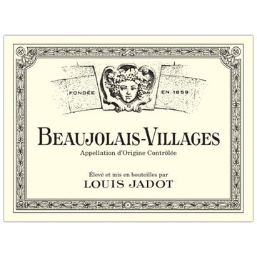 Louis Jadot Beaujolais Villages 2017