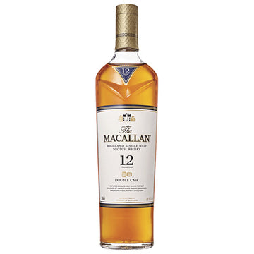 Macallan 12yr Double Cask Single Malt Scotch