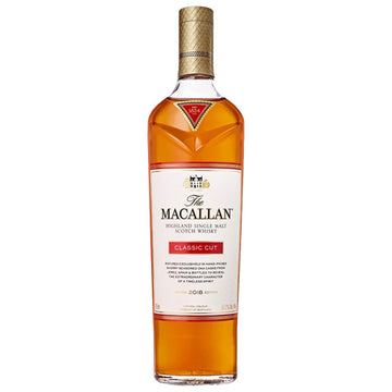 Macallan Classic Cut Single Malt Scotch - 2018