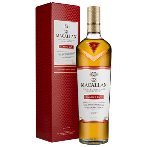 Macallan Classic Cut Single Malt Scotch - 2019 Edition