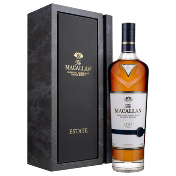 Macallan Estate Single Malt Scotch