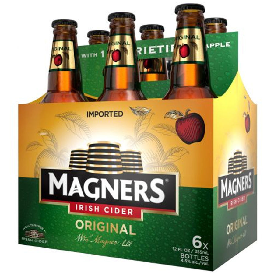 Magners Irish Cider 6pk/12oz Bottles