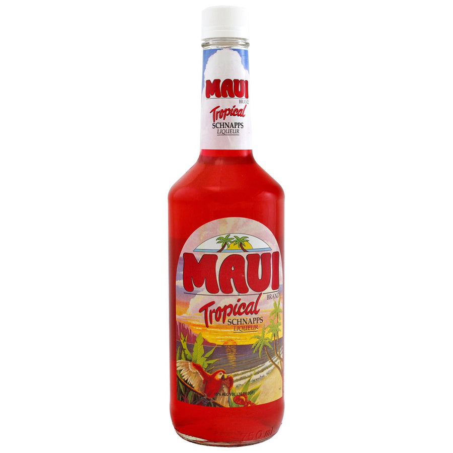 Maui Tropical Schnapps Red
