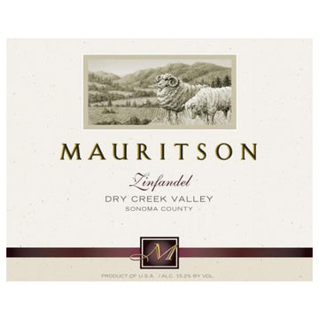 Mauritson Dry Creek Valley Zinfandel 2018
