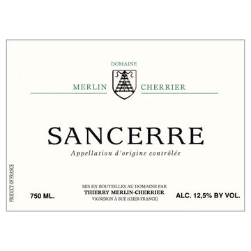 Merlin-Cherrier Sancerre 2018