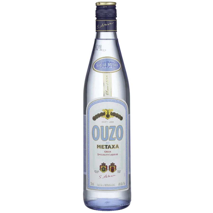 Metaxa Ouzo Greek Liqueur