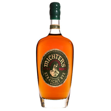 Michters 10yr Kentucky Straight Rye Whiskey