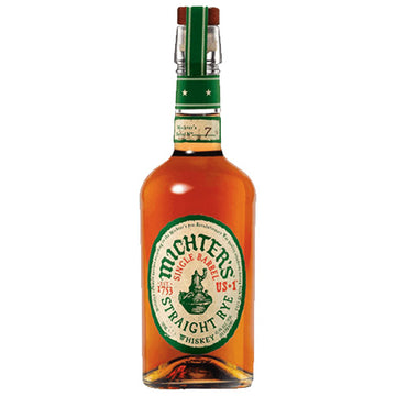 Michters US 1 Straight Rye Whiskey