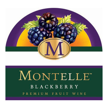 Montelle Blackberry Wine