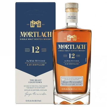Mortlach 12yr Wee Witchie Single Malt Scotch