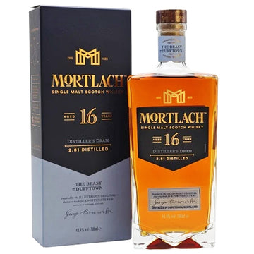 Mortlach 16yr Single Malt Scotch