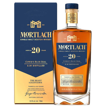 Mortlach 20yr Single Malt Scotch
