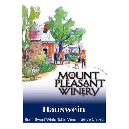Mount Pleasant Winery Hauswein