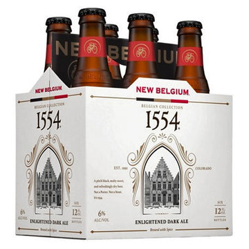 New Belgium 1554 6pk/12oz Bottles