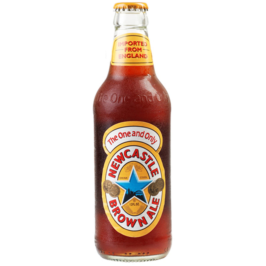 Newcastle Brown Ale 6pk/12oz Bottles