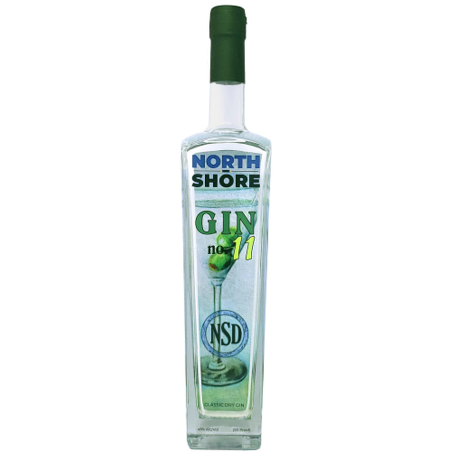 North Shore Gin No. 11