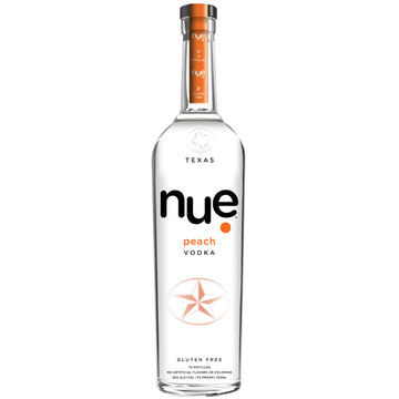 Nue Peach Vodka