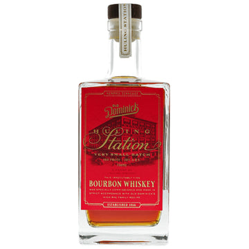 Old Dominick Huling Station Straight Bourbon