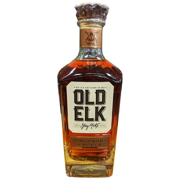 Old Elk 5yr Straight Wheat Whiskey