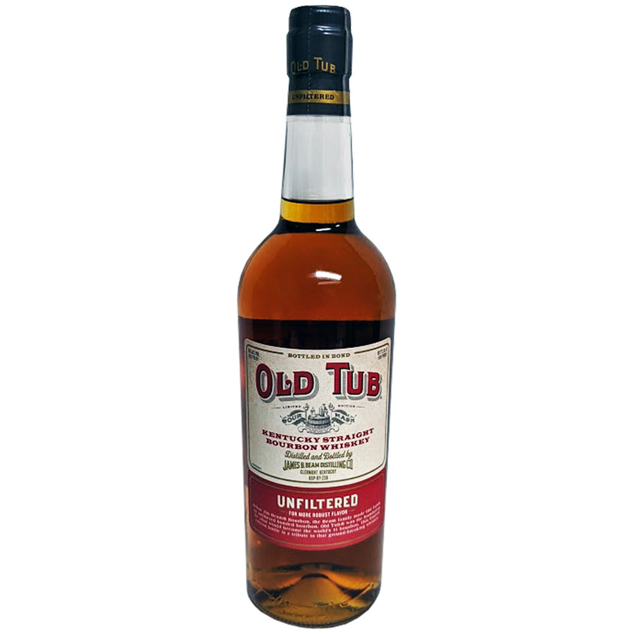 Old Tub Bonded Bourbon