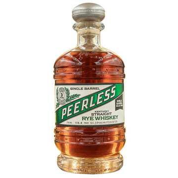 Peerless Straight Rye Whiskey Single Barrel 3yr