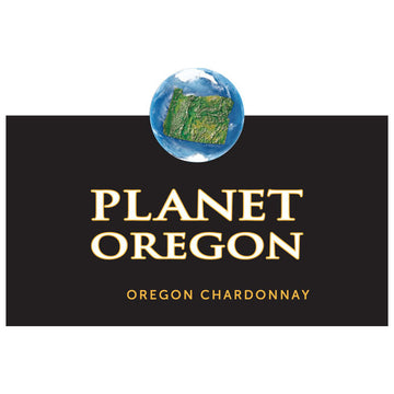 Planet Oregon 2015 Chardonnay
